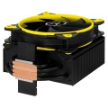 arctic freezer 33 esports one tower cpu cooler with bionix fan yellow extra photo 2