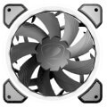cougar vortex fw 120mm led fan white extra photo 1
