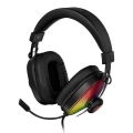 thermaltake gaming headset ttesports pulse g100 rgb black extra photo 2