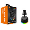cougar bunker rgb gaming mouse bungee with usb hub extra photo 3