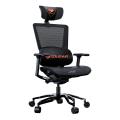cougar argo black gaming chair extra photo 5