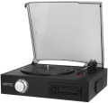 camry cr1154 turntable with cassette player extra photo 1