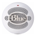 blue snowball ice cardioid condenser microphone white extra photo 1