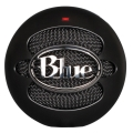blue snowball ice cardioid condenser microphone black extra photo 1