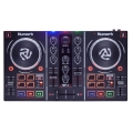 numark party mix dj controller with built in light show extra photo 1