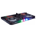 numark party mix dj controller with built in light show extra photo 2