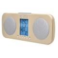 gotie gra 200z fm radio with digital tuning gold extra photo 2