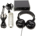 tascam trackpack 2x2 complete recording bundle extra photo 1