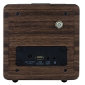 imperial dabman d10 dab rds pll uhf radio wood design extra photo 1