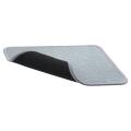 hama 54798 textile design mouse pad grey extra photo 1