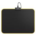 hama 113795 urage rag illuminated led gaming mouse pad speed versionmid size extra photo 2
