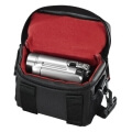 hama 115715 astana camera bag 100 black extra photo 1