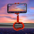 celly squiddy flexible mini tripod red extra photo 2