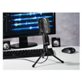 hama 139906 mic usb allround microphone for pc and notebook usb extra photo 2