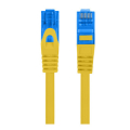 lanberg patchcord cat6a lszh cca 15m yellow extra photo 1