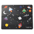 logilink id0148 glimmer mouspad little planet extra photo 1