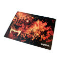 logilink id0141 ultra thin glimmer gaming mousepad wolf design extra photo 2