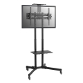equip 650603 economy multi functional tv cart extra photo 1