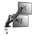 equip 650121 13 27 interactive dual monitor desk mount bracket extra photo 1