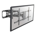 equip 650324 tv tilt wall mount bracket 1x75 kg 37  90 black extra photo 6
