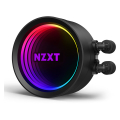 nzxt kraken x63 rgb 280mm aio liquid cooler with aer rgb fans extra photo 4