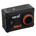 dmax action cam full hd wifi extra photo 1