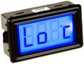 xspc lcd temperature sensor v2 incl 1 4 inch inline sensor blue extra photo 1