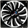 aerocool dark force fan 140mm black extra photo 1