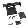 lian li q09 1b vesa mounting kit black extra photo 2