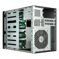 silverstone sst ds380b external aluminum 8 bay nas chassis extra photo 4
