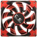 aerocool ds edition fan 120mm red extra photo 1