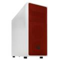 case bitfenix neos midi tower white red extra photo 5