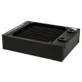 ek water blocks ek coolstream pe 120 black extra photo 1