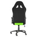 akracing prime gaming chair green black extra photo 2