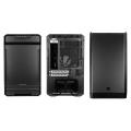 case phanteks enthoo evolv itx mini itx black window extra photo 2