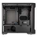 case phanteks enthoo evolv itx mini itx black window extra photo 3