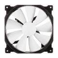 phanteks ph f140sp 140mm fan orange led black white extra photo 1