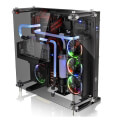case thermaltake core p5 tempered glass edition atx wall mount chassis extra photo 3