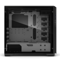 case phanteks enthoo pro m special edition tempered glass black white interior extra photo 1