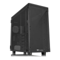 case thermaltake view 91 tempered glass rgb black extra photo 1