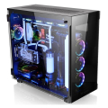 case thermaltake view 91 tempered glass rgb black extra photo 2