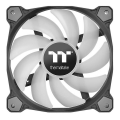 thermaltake pure plus 12 led rgb radiator fan tt premium edition 120mm 3 fan pack extra photo 3