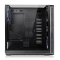 case thermaltake view 37 riing edition blue led window black extra photo 2