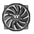 thermaltake riing plus 20 led rgb case fan tt premium edition 200mm single fan with controller extra photo 1