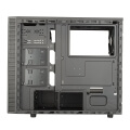 case coolermaster masterbox e500l side window panel version blue extra photo 3