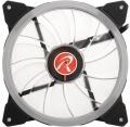 raijintek iris 14 rainbow rgb 2 led fan 140mm 2pcs controller extra photo 1