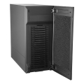 case coolermaster silencio s600 tg tempered glass extra photo 3