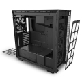 case nzxt h710 midi tower black extra photo 2