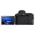 canon eos 200d kit black ef s 18 55mm is stm extra photo 3