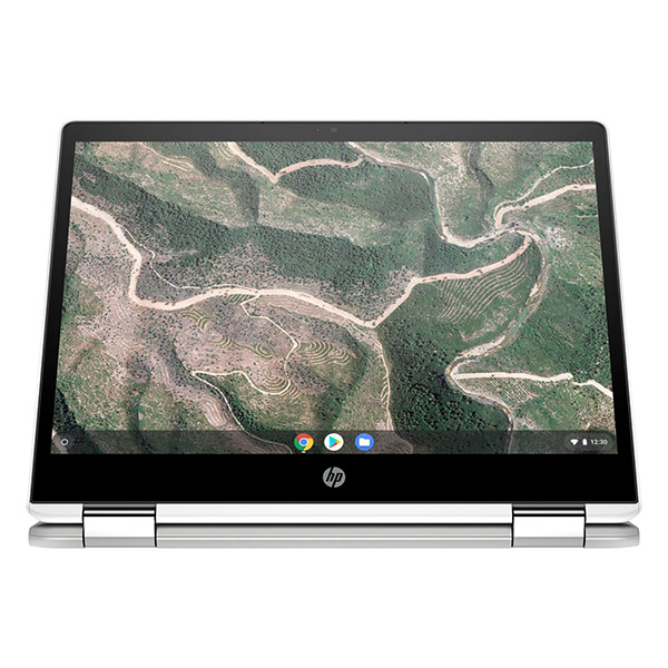 laptop hp chromebook x360 12b ca0450nd 12 hd intel pentium silver n5030 4gb 64gb chrome os extra photo 2
